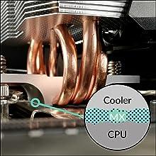 Máxima conductividad térmica