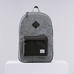 feb6fa836d1 Herschel Heritage Backpack-Grey - TiendaMIA.com