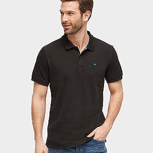 8f633a96a6e397 TOM TAILOR Herren Poloshirt Nos Basic Polo  Amazon.de  Bekleidung