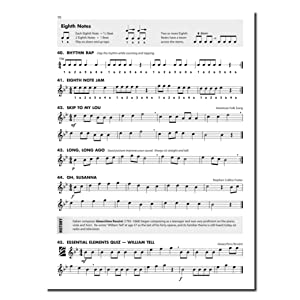 Essential Elements for Band Flute Book