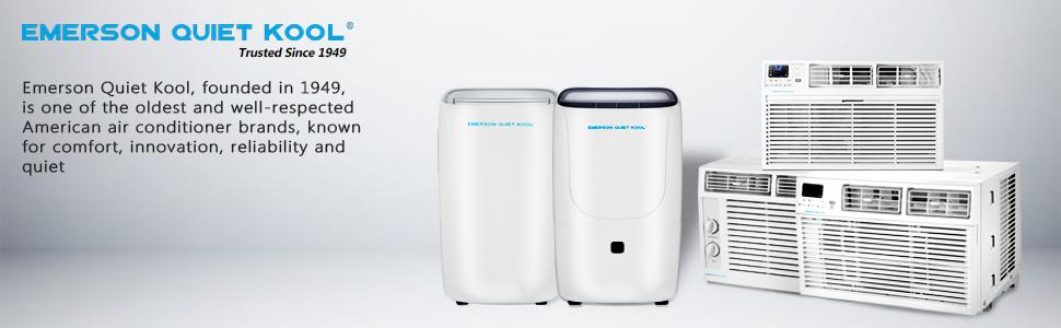 Amazon.com: Emerson Quiet Kool EAPC8RD1 Portable Air ... on