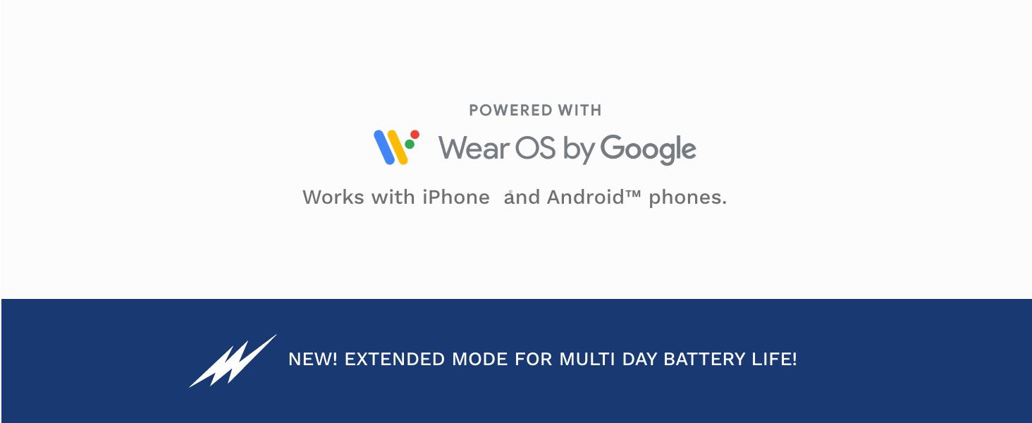 Skagen falster 3 smartwatch Google Wear OS