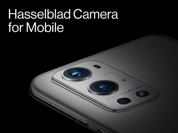 Hasselblad Camera for Mobiles
