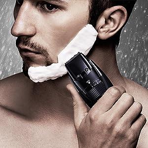 Panasonic ER-GB42-K Trim Wet or Dry Hair