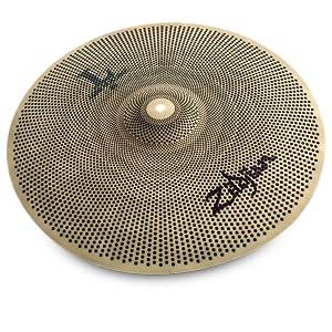 Zildjian, L80, low volume, 18, crash ride, cymbal, percussion, professional, quiet, practice