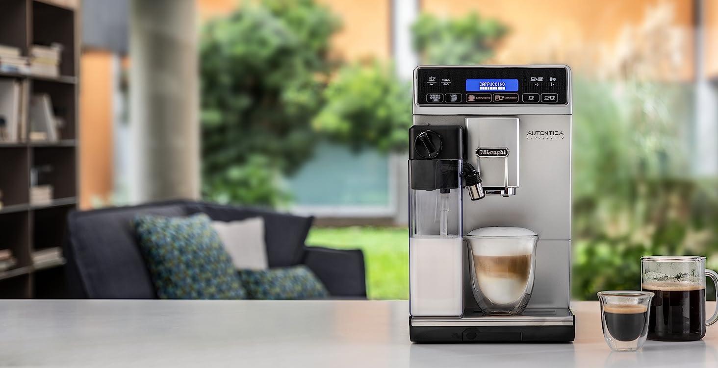 Delonghi Autentica ETAM29.660.SB Coffee machine fully automatic espresso cappuccino latte maker