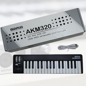 midiplus 32 key midi controller 32 key akm320 musical instruments. Black Bedroom Furniture Sets. Home Design Ideas