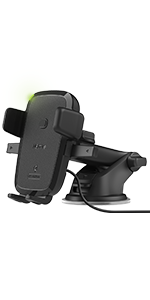 wireless car mount phone charger