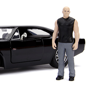 1:24 Dom & Dodge Charger R/T