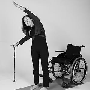 yoga, accessible yoga, yoga for every body, yoga practice, Jivana Heyman