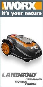 Worx Landroid WG799E Rasen-Mäh-Roboter