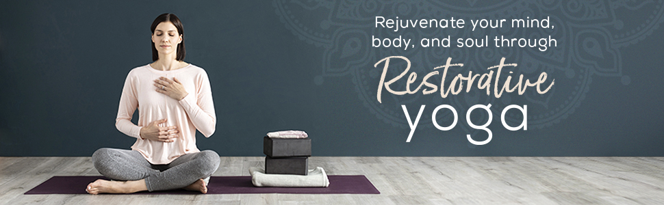 yoga, restorative yoga, mind body