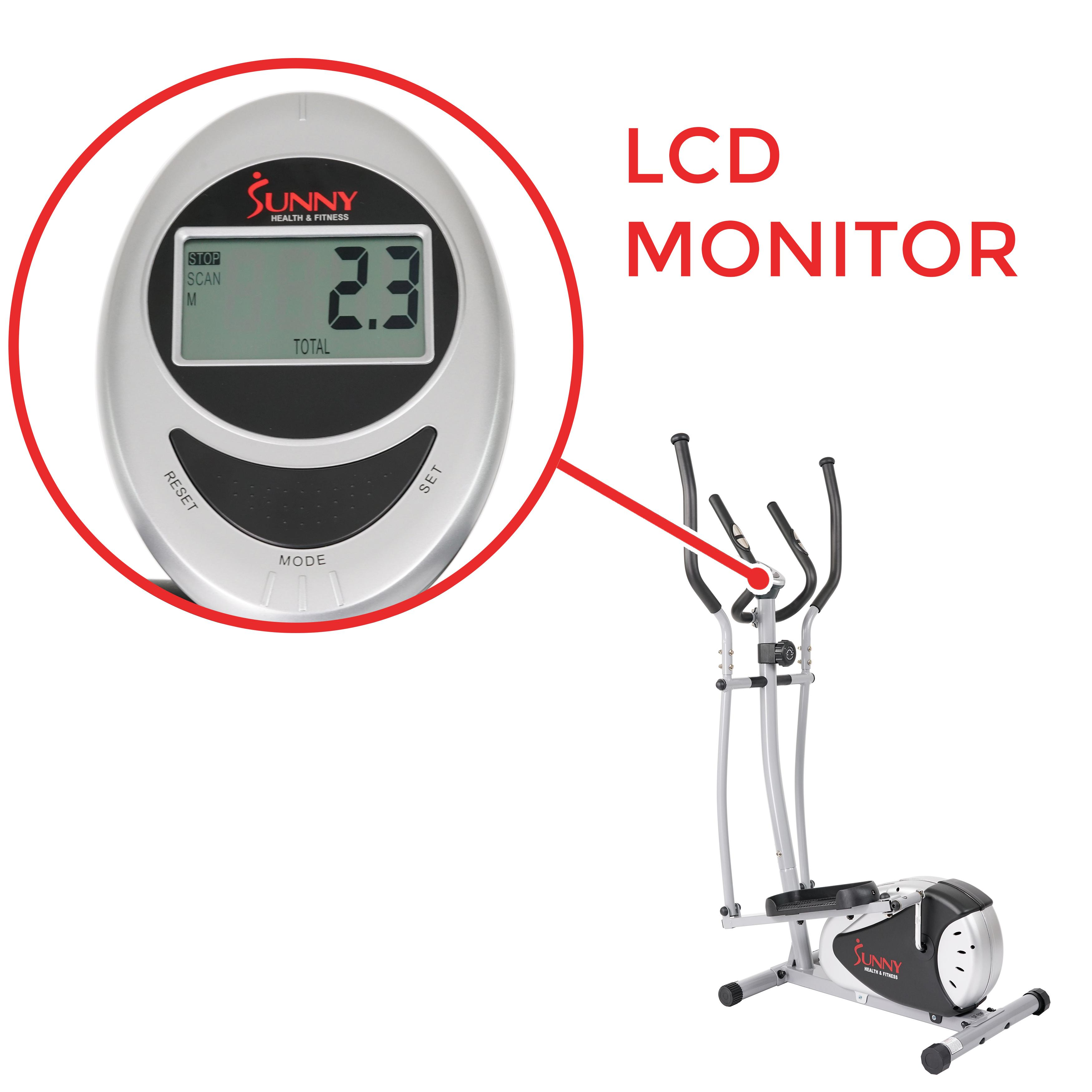 Cybex Treadmill Heart Rate Monitor: Amazon.com : Elliptical Trainer With Hand Pulse Monitoring