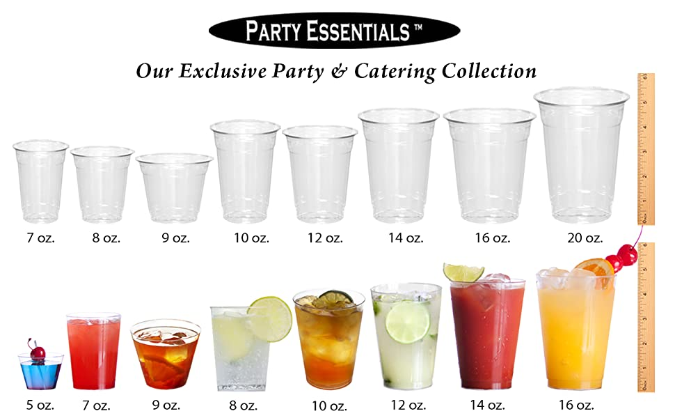 Party and Tumbler
