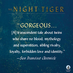 The Night Tiger: A Novel pdf epub