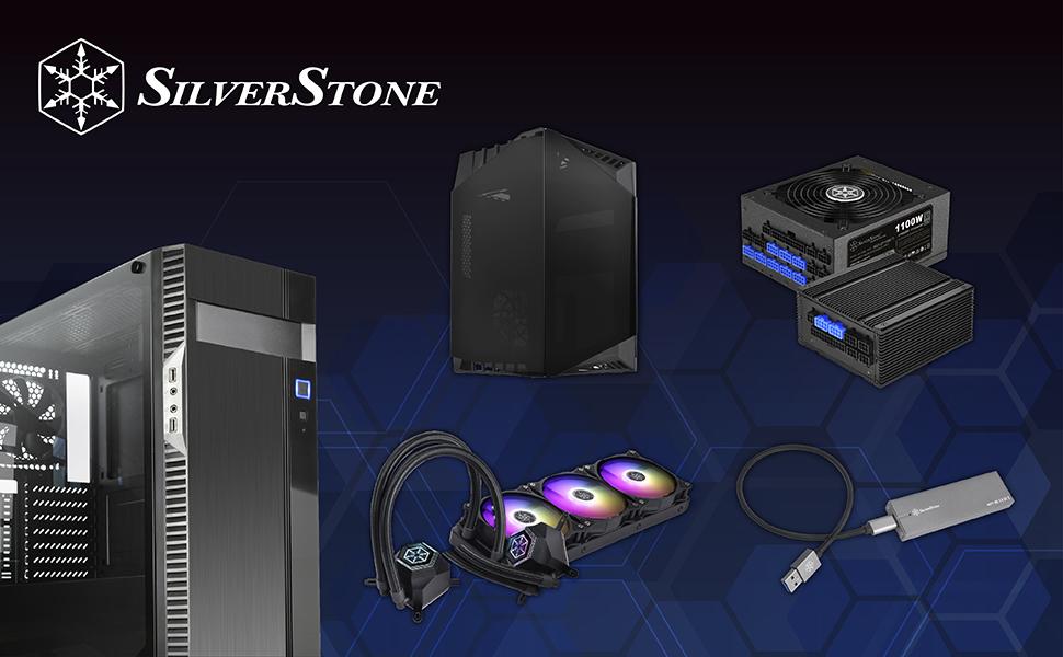 最高 テクノロジー 最高レベル サービス 創立 SilverStone シルバーストーン 精鋭 チーム PC 生産 タイプ ラインアップ コンピュータ 選択肢 多様 ニーズ 美し 技術 優れた 開発