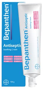 Bepanthen Antiseptic Cream Antiseptic Cream, Cream for cuts, cream for burns, antiseptic
