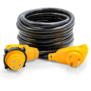 rv power cord; rv accessories; power cord for rv