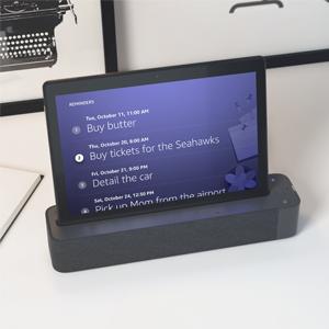 Lenovo Smart Tab M10 mit Amazon Alexa 25,5 cm: Amazon.de