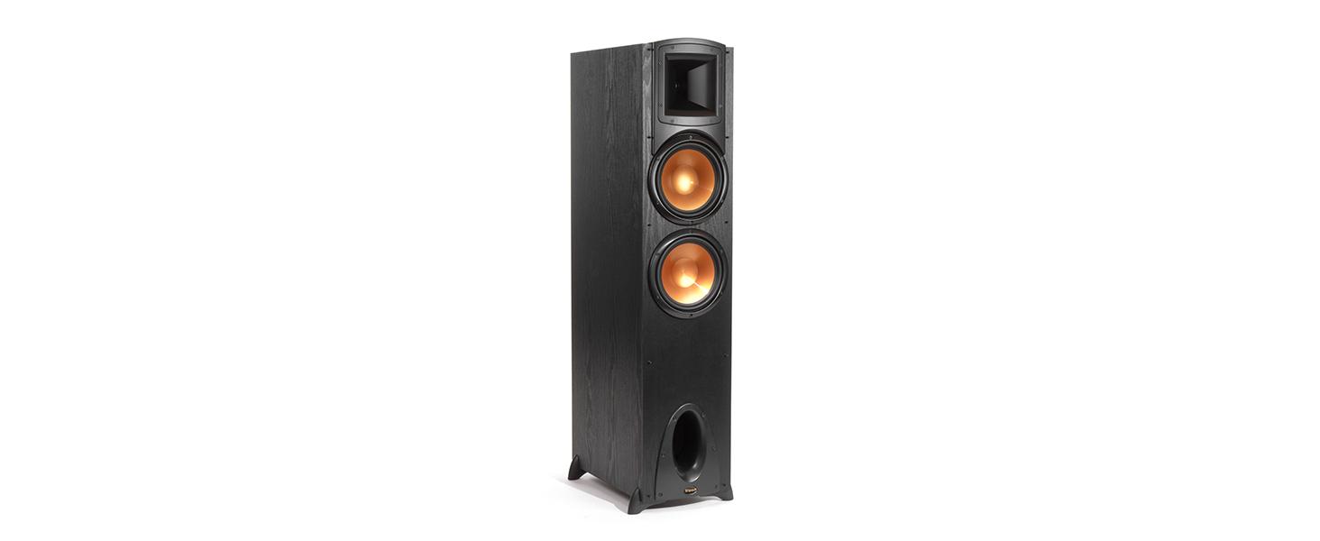 Synergy Black Label, F-300 Floorstanding Speaker, Klipsch, floorstanding speakers