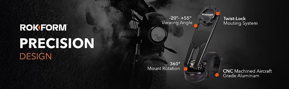 Pro Series Motorcycle Mount
