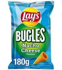 Lay's Bugles Nacho Cheese 180 gr.