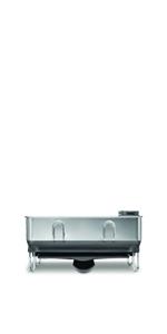 Amazon Com Simplehuman Kitchen Compact Steel Frame Dish