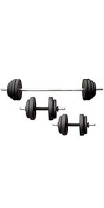 Beginners weight set for teens