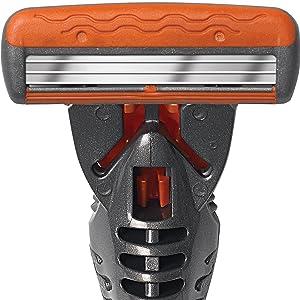 bic hybrid3 comfort disposable razor