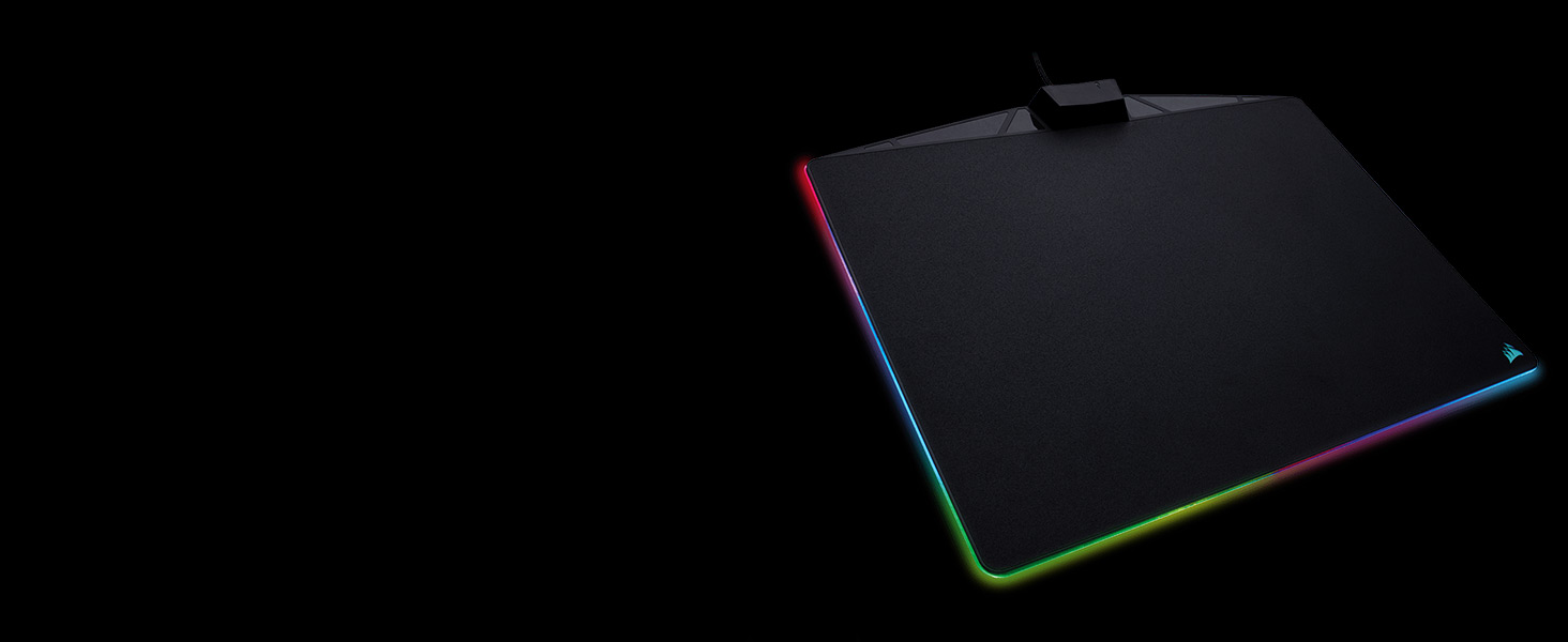 MM800 RGB POLARIS Gaming Mouse Pad