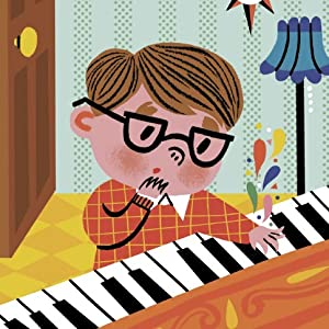 story little boy London suburbs, who once sat at the piano and started playing a waltz by ear.