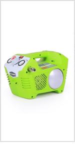 Greenworks Compresseur dair /électrique de 6L 8 Bar 4101302 300W