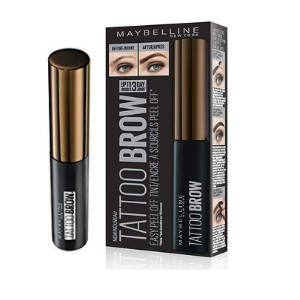 Maybelline New York Tattoo Brow Tinte de Cejas Larga Duración ...