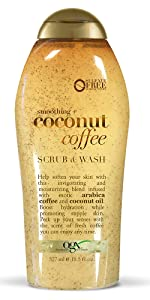 coffee scrub boost hydration soften skin perk up senses arabica oil reduce cellulite appearance