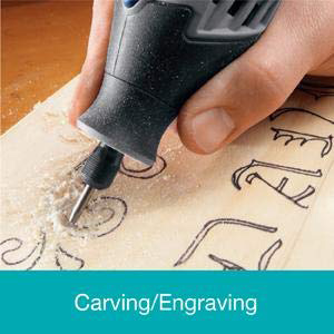 wood carving etching metal engraving woodworking rotary tool detailing cutting cleaning rust