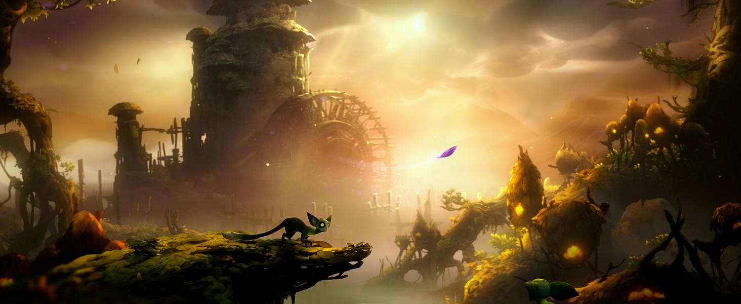 Ori and the Will of the Wisps - Xbox One: Amazon.es: Videojuegos