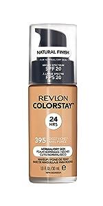 revlon normal dry foundation longwear