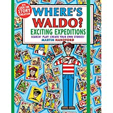 wheres waldo; activity books; interactive books; look and find; seek and find; search and find
