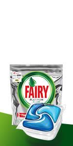 Fairy Platinum Cool Blue