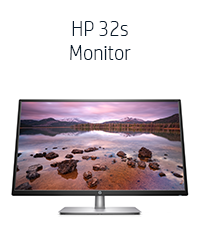 HP 32s Monitor
