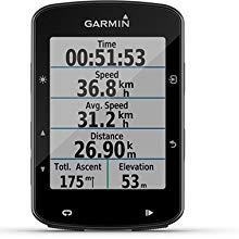 Garmin Edge 520 Plus Ciclocomputador, Adultos Unisex, Negro, Talla ...