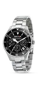 reloj de hombre sector r3271690014 cronógrafo