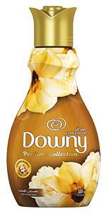 Downy Perfume, Fabric Softener, Lavender, Plant-based, Mild Scent, Laundry, Derma-tested