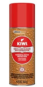 KIWI Suede & Nubuck Waterproofer Spray 4.25 oz