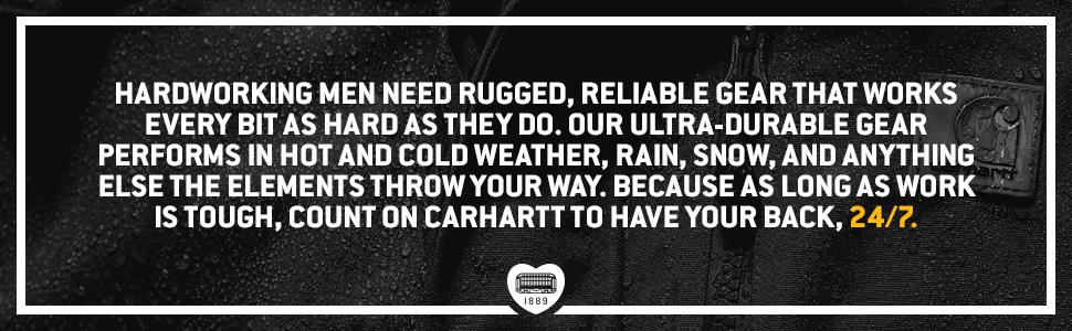 carhartt, mens, coats, jackets, yukon, extremes