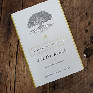 Esv Systematic Theology Study Bible Hardcover Esv