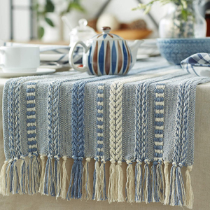 tablerunners,tablerunners fall,table cloth with fringe,coffie table runner,beige table runner,