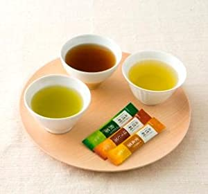 辻利 宇治 抹茶 スティック 煎茶 玄米茶 ほうじ茶