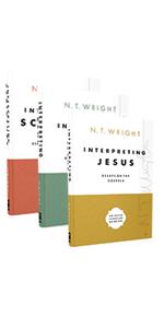 Interpreting Jesus, Scripture, Paul
