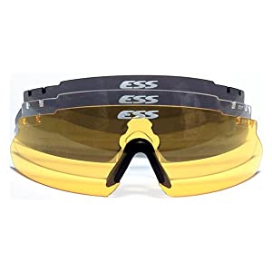 ee8dd8d3c8c Amazon.com   ESS Eye Pro Replacement Clear Lens for Crossbow ...
